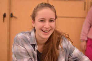 """""""My biggest high school regret is not being super confident."""" -Maddie Hofert"""